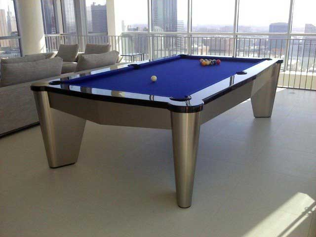 Indianapolis pool table repair and services